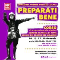 Corsi Polizia Locale Venezia