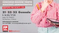 Corso per Concorso Regione Veneto